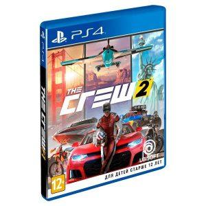 Игра для PS4 The Crew 2