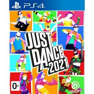 Игра Just Dance 2021 для PlayStation 4
