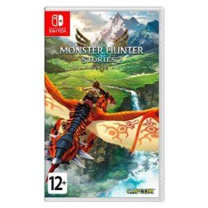 Игра Monster Hunter Stories 2: Wings of Ruin для Nintendo Switch