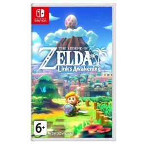 Игра The Legend of Zelda: Link's Awakening для Nintendo Switch