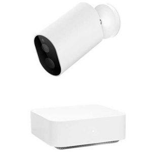 IP-камера Imilab Smart Camera CMSXJ11A + базовая станция CMSXJ11AG