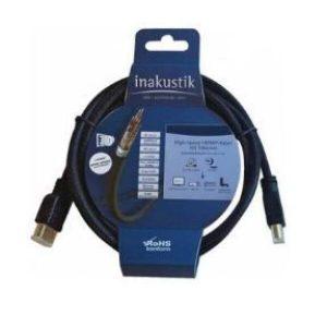 Кабель HDMI Inakustik 313990015 (1.5 м)