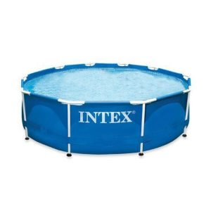 Каркасный бассейн INTEX Metal Frame 28200NP