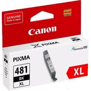 Картридж Canon CLI-481XL BK для Canon PIXMA TR7540