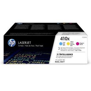 Картридж HP 410X 3-pack CF252XM