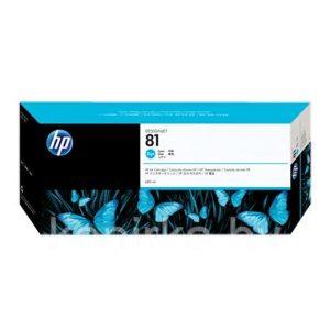 Катридж HP 81 (C4931A) для HP Designjet 5000