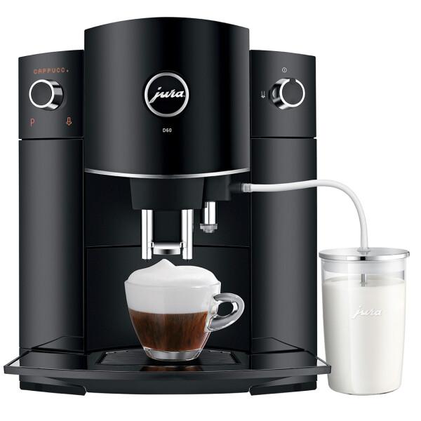 Кофемашина JURA D6 (черный)