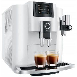 Кофемашина JURA E8 (белый)