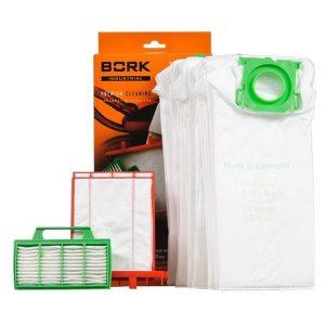 Комплект фильтров и пылесборников BORK V7B1