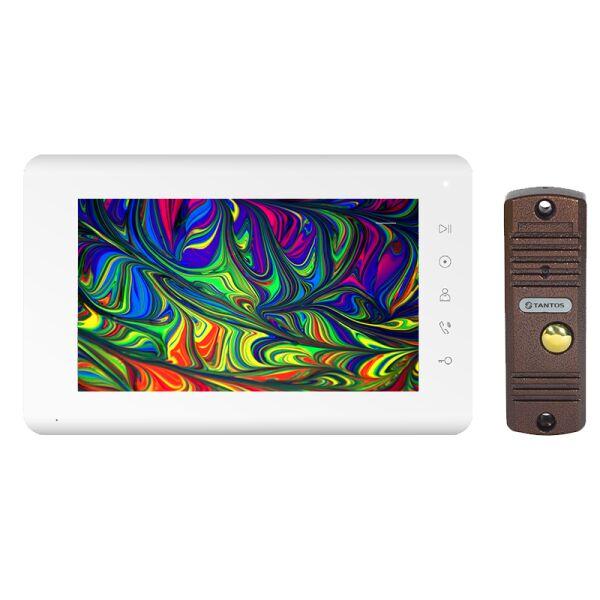 Комплект видеодомофона Tantos Mia kit