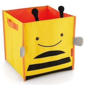 Коробка для хранения BRADEX «ПЧЕЛКА» квадратная