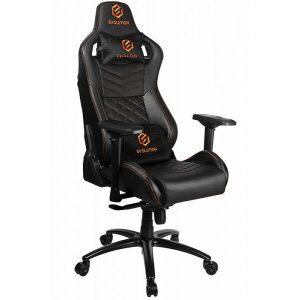 Кресло компьютерное Evolution Conqueror (черный)