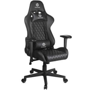 Кресло компьютерное Evolution Tactic 1 (черный)
