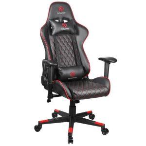 Кресло компьютерное Evolution Tactic 1 (черный/красный)