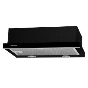 Кухонная вытяжка MAUNFELD VS Light (Glass) 60 (черное стекло)