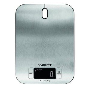 Кухонные весы SCARLETT SC-KS57P99SS