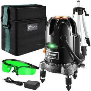 Лазерный нивелир Deko LL57GA Set 2 (065-0295)