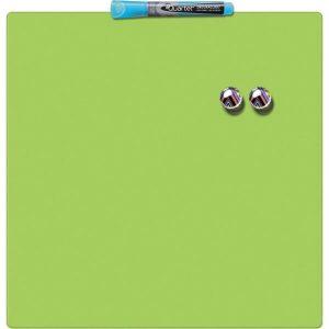 Магнитно-маркерная доска NOBO MAG SQ TILE 360x360 зеленый (1903773)