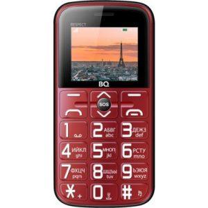 Мобильный телефон BQ-Mobile BQ-1851 Respect (красный)