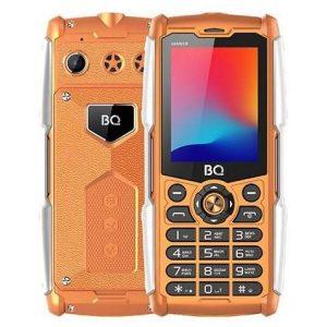 Мобильный телефон BQ-Mobile BQ-2449 Hammer (оранжевый)