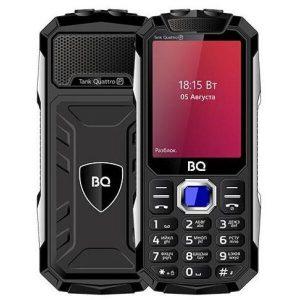 Мобильный телефон BQ-Mobile BQ-2817 Tank Quattro Power (черный)