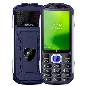 Мобильный телефон BQ-Mobile BQ-3586 Tank Max (синий)
