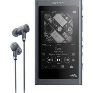 MP3 плеер Sony NW-A55HN 16GB (черный)