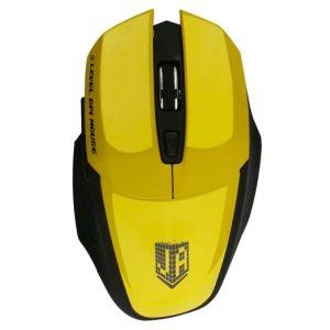 Мышь JET.A Comfort OM-U38G жёлтый