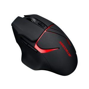 Мышь JET.A Comfort OM-U64G (черный/красный)