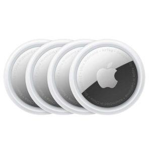 Набор беспроводных меток-трекеров Apple AirTag (MX542RU/A)