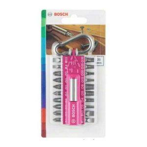 Набор бит Bosch 2607002821 (21 предмет)