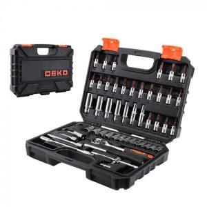 Набор инструментов Deko TZ53 (53 предмета) 065-0211