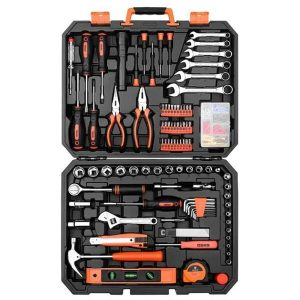 Набор инструментов для дома DEKO DKMT208 (208 предметов)