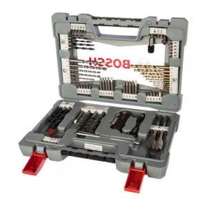 Набор оснастки Bosch 2608P00234 (76 предметов)