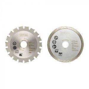 Набор пильных дисков RYOBI RAKMMS02K (5132004662)