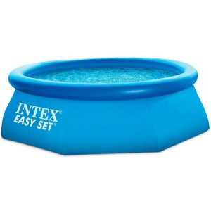 Надувной бассейн Intex Easy Set 28142NP + фильтр-насос