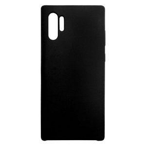 Накладка Akami Mallows для Samsung Galaxy Note 10+ Черный (10193)