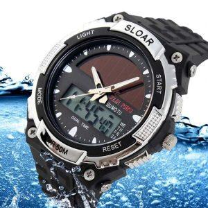 Наручные часы Skmei 1049 (серебристый)