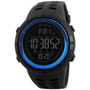 Наручные часы Skmei 1243 (черный/синий)