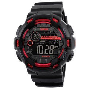 Наручные часы Skmei 1243 (красный)