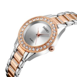 Наручные часы Skmei 1262 (розовое золото)