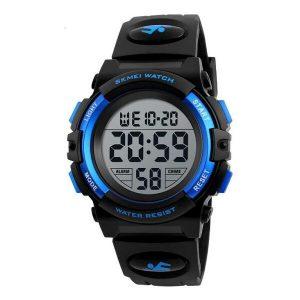 Наручные часы Skmei 1266 (черный/синий)