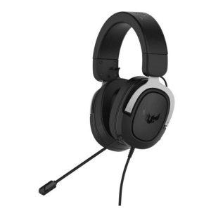 Наушники ASUS TUF Gaming H3 (черный/серебристый)