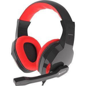 Наушники Genesis Argon 100 (черный/красный)