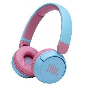 Наушники JBL JR310BT (голубой)