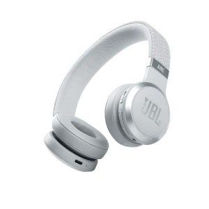 Наушники JBL Live 460NC (белый)