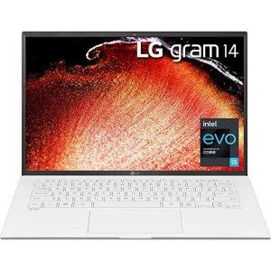 Ноутбук LG Gram 14 14Z90P-G.AJ56R
