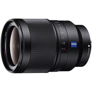 Объектив Sony Distagon T* FE 35mm F1.4 ZA (SEL35F14Z)