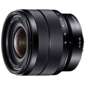 Объектив Sony E 10-18mm F4 OSS (SEL1018)