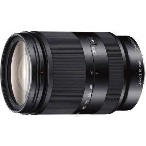 Объектив Sony E 18-200mm F3.5-6.3 OSS LE (SEL18200LE)
